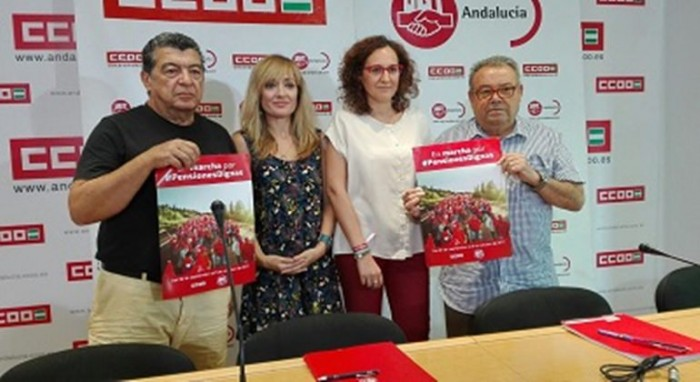 marchas andalucia