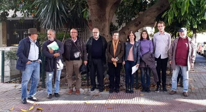 ugt ujp andalucia